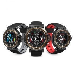 Smartwatch BlitzWolf BW-AT1 Sport, Bluetooth 5.0, negru