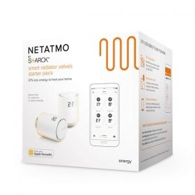 KIT Termostat Starter pack Netatmo