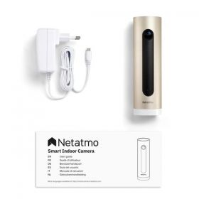 Camera supraveghere interior Netatmo Welcome